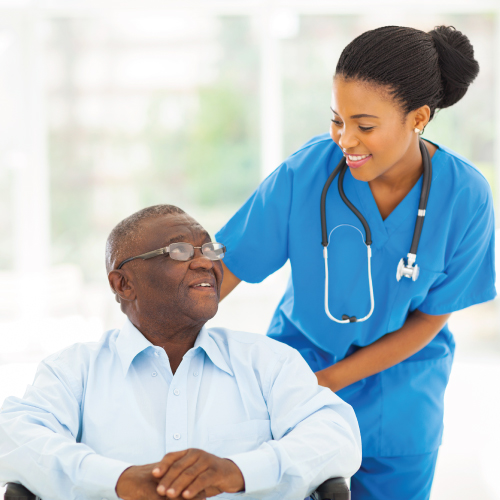 African American Healthcare Professional